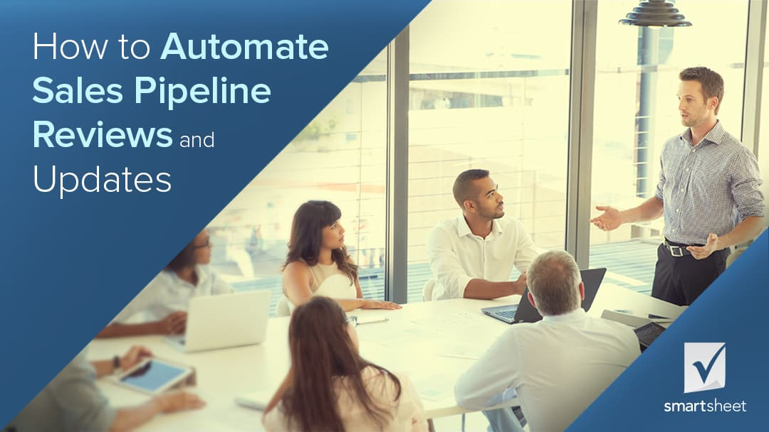 Automate Sales Pipeline Reviews