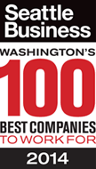 Seattle Business 100 Best Companies to Work For