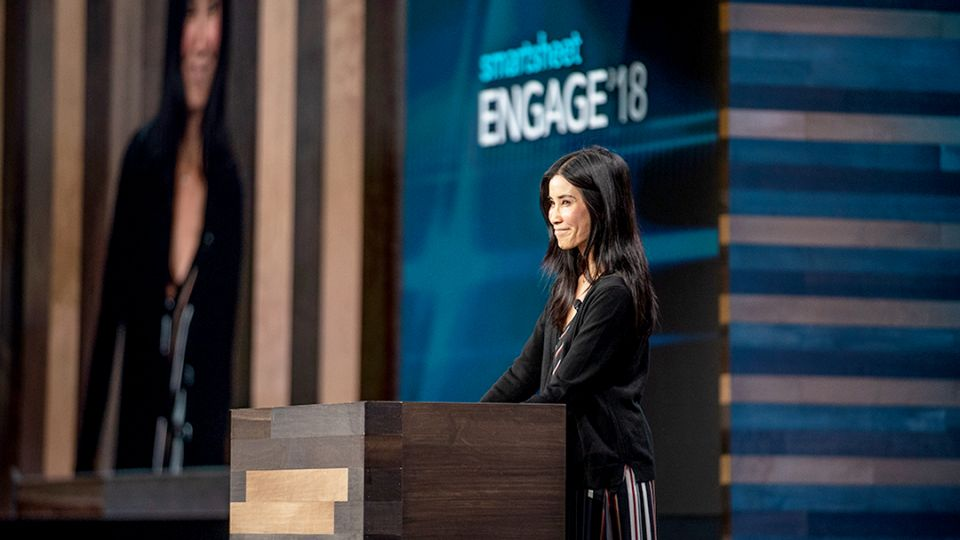 Lisa Ling Keynote at ENGAGE'18