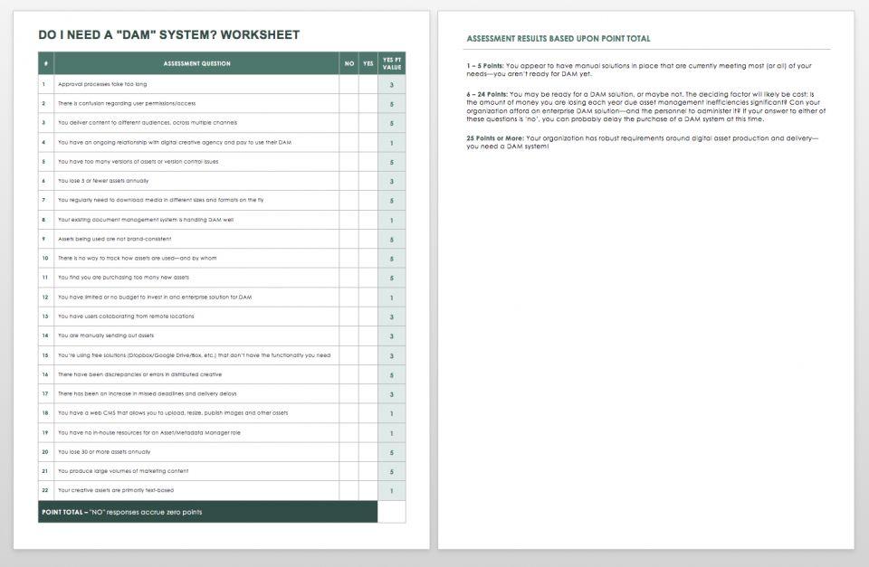 Digital Asset Management Essentials | Smartsheet