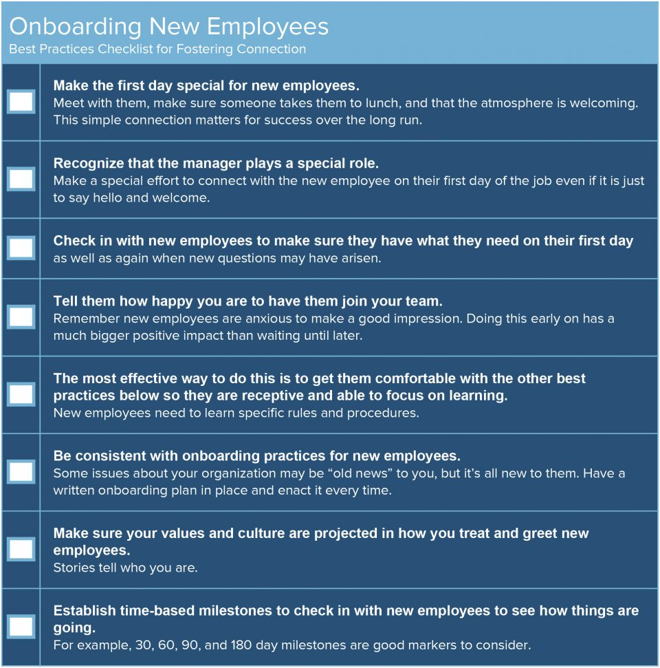 Onboarding: What Managers Need to Know | Smartsheet