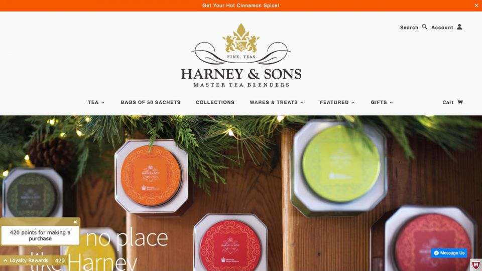 Harvey sons