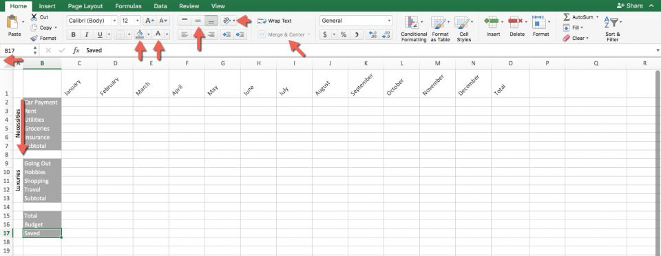 graphic about Printable Columns and Rows identify How in the direction of Produce a Spreadsheet inside Excel, Term, and Google Sheets