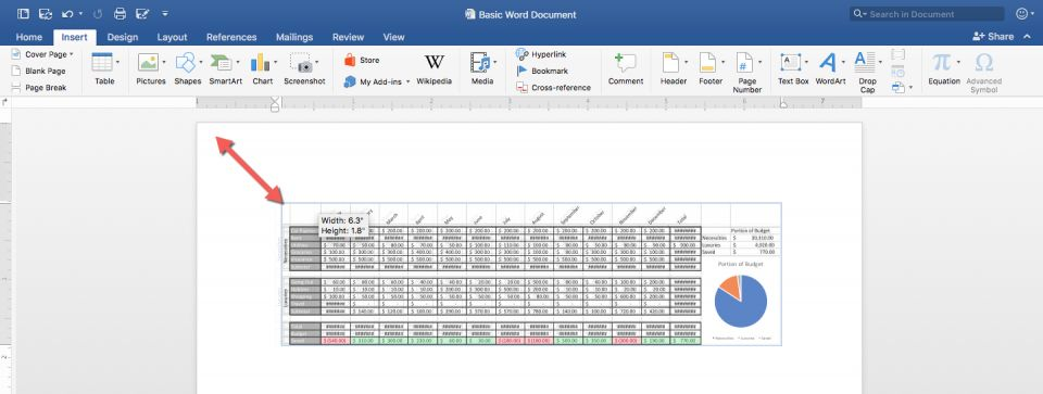How to Make a Spreadsheet in Excel, Word, and Google Sheets | Smartsheet