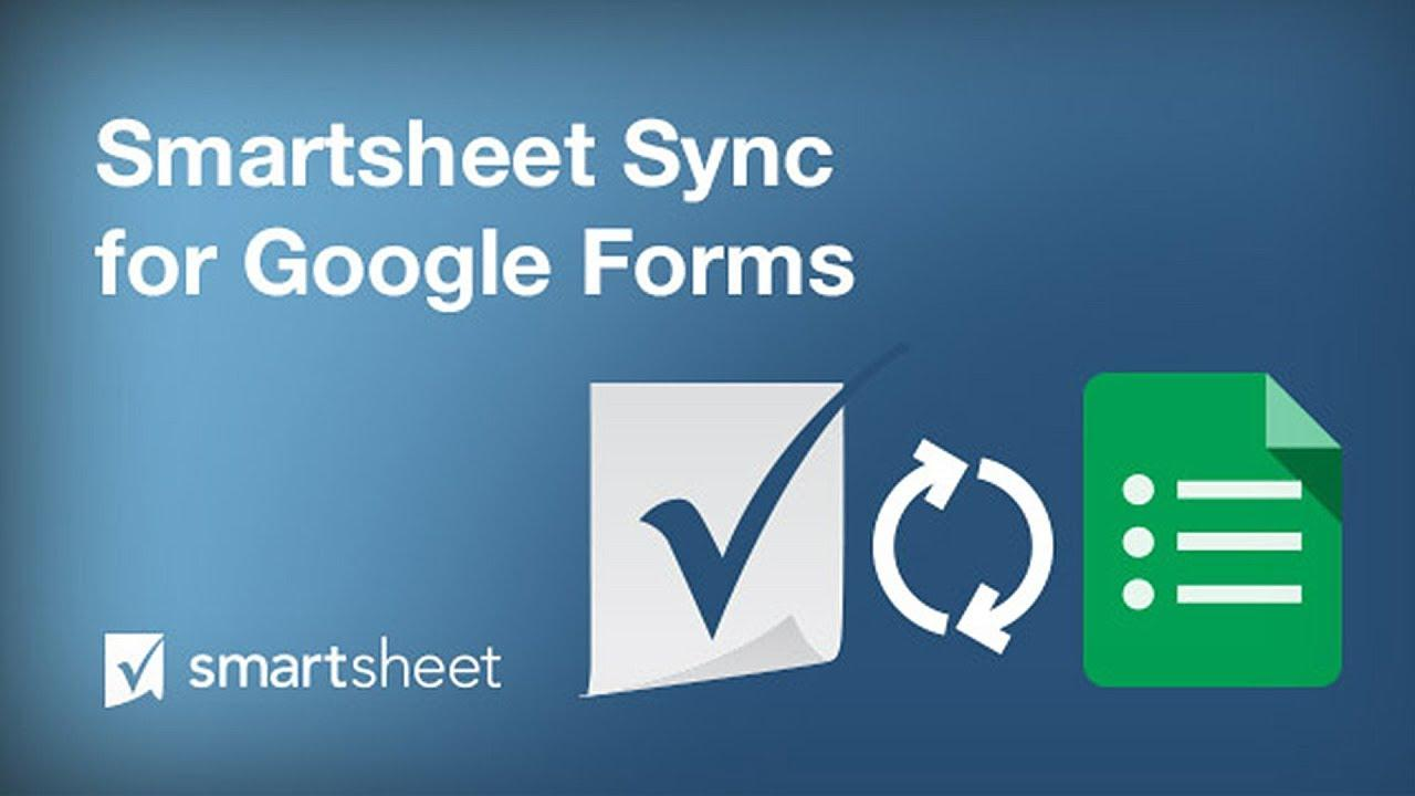 Smartsheet Sync for Google Forms