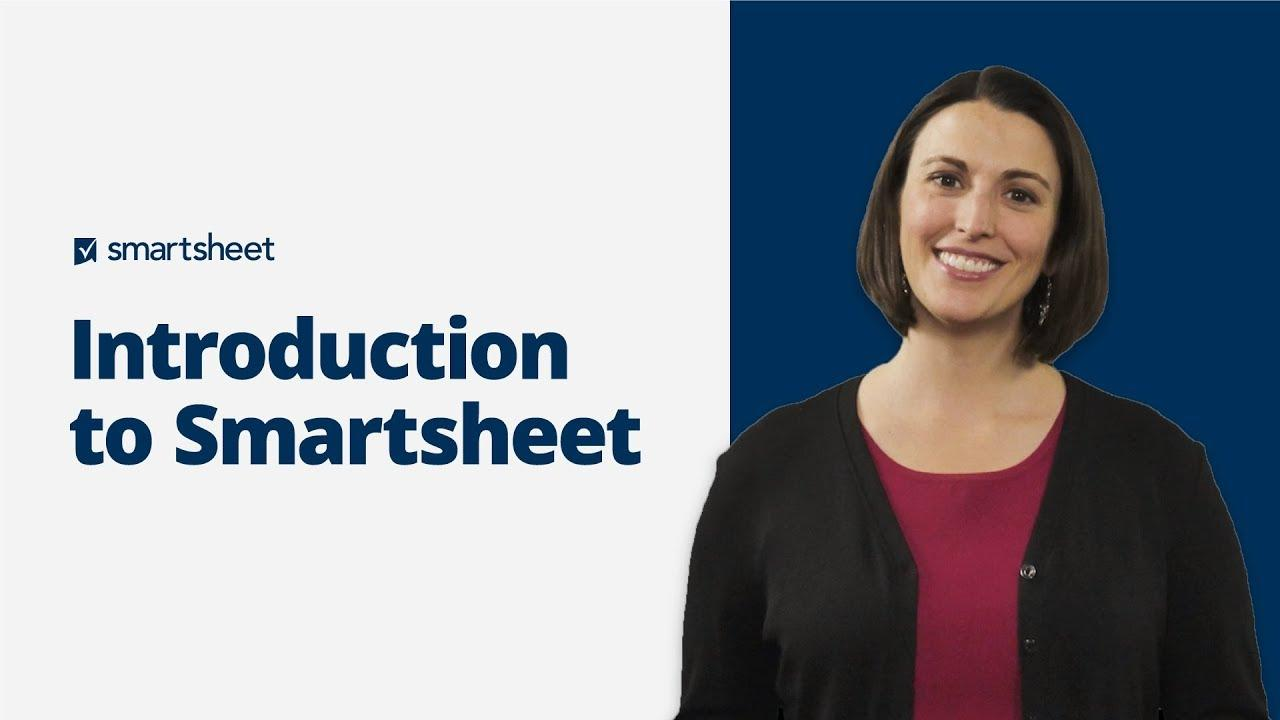 Introduction to Smartsheet
