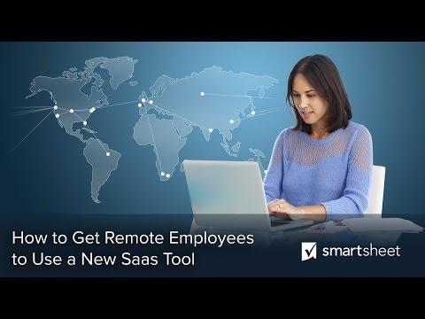 Webinar: How to Onboard Remote Employees to a New SaaS Tool