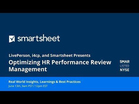 Optimizing HR Performance Review Management