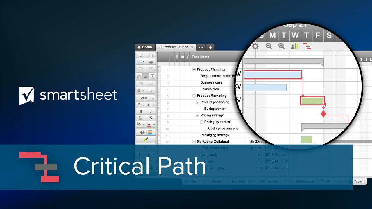 Keep Projects on Track with Critical Path