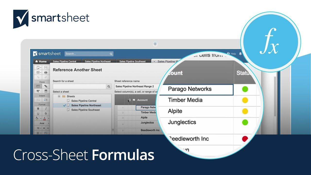 Cross-Sheet Formulas