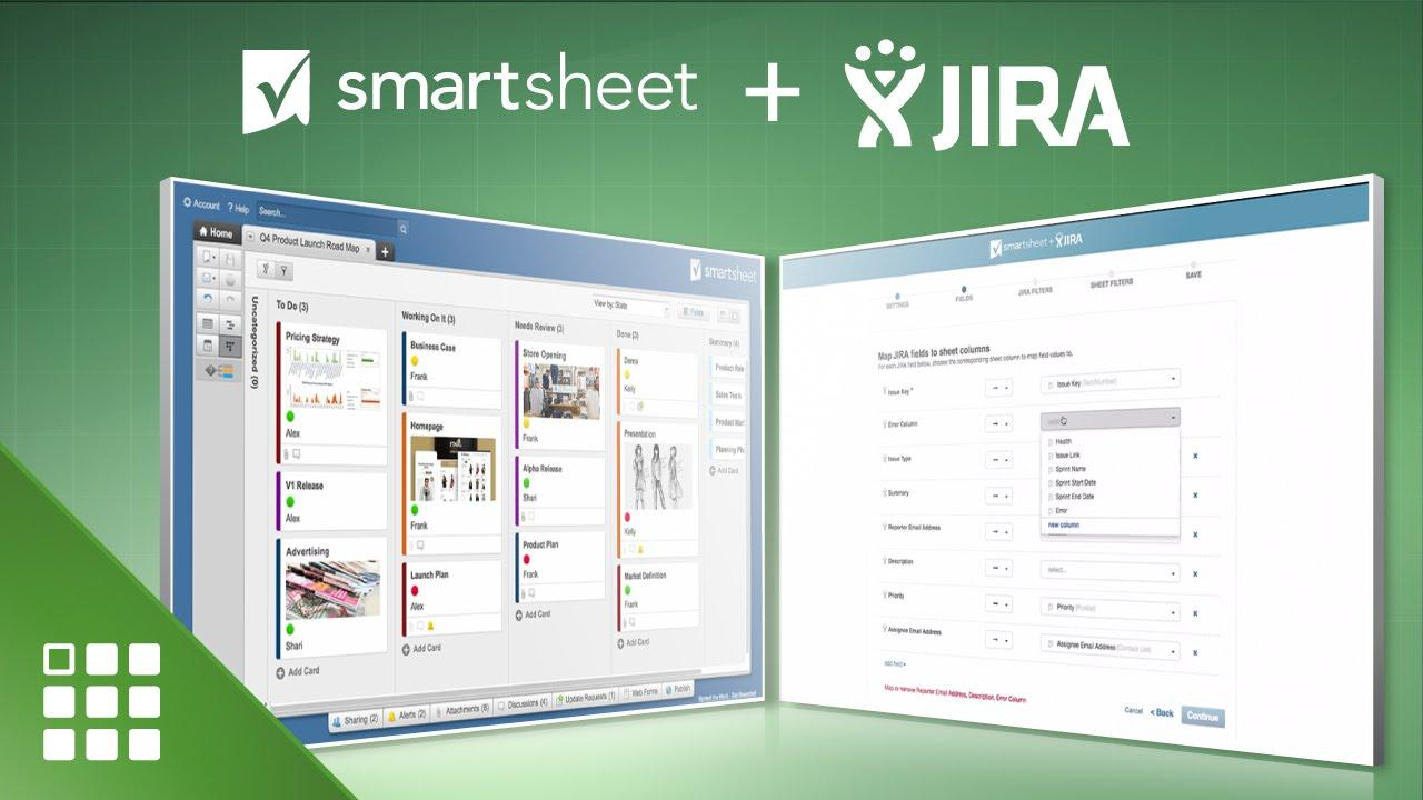 Smartsheet for Jira Tutorial