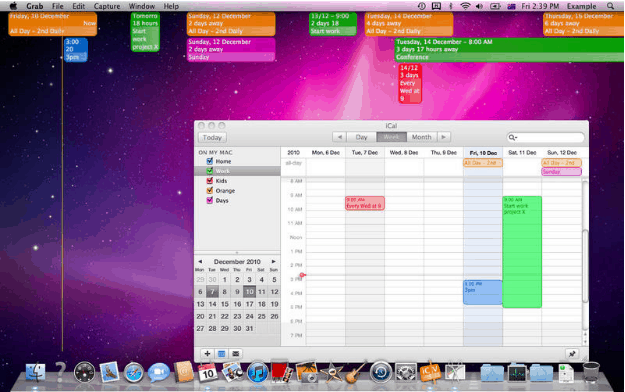 Desktop Calendar Mac : Best calendar apps for mac