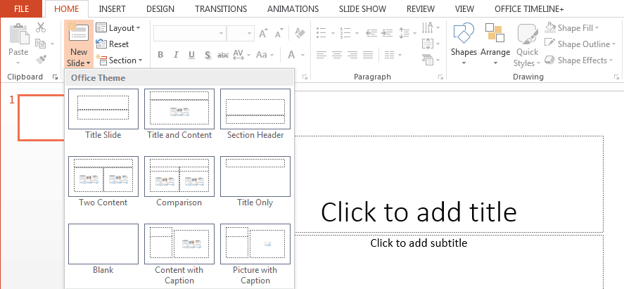 How to Make a Timeline in PowerPoint | Smartsheet